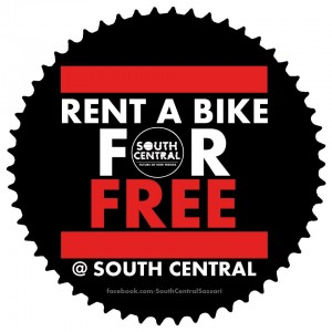 Bike for free south central